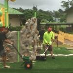 Pahala School Playground