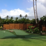 MARRIOTT KAANAPALI PUTTING GREEN