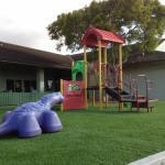 PLAYGROUND ATIFICIAL TURF